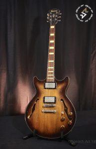 Réglage Guitare Ibanez AMV 10 chez Speach Art